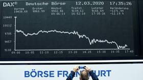 Recession 'INEVITABLE' in Germany, Bundesbank chief warns as country mulls lockdown amid coronavirus pandemic