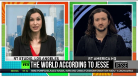 Lee Camp sounds off on Coronavirus Epidemic and Chelsea Manning's release