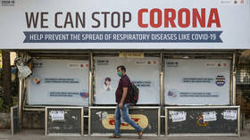 'Stay indoors & healthy': India holds coronavirus 'self-curfew drill' as infections reach 300,000 globally