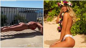 Angelika Timanina: Russian synchronized swimming icon talks Olympic surfing dreams & naked photoshoot offers (PHOTOS)