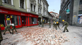 Disaster amid pandemic: Croatia deploys army to clean debris, advocates 'distancing' after strongest quake in 140yrs