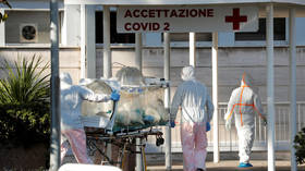 Italy's coronavirus death toll jumps by 651 as number of cases nears chilling 60,000