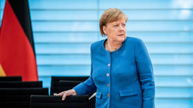 Angela Merkel goes into home QUARANTINE after contacting virus-infected doctor
