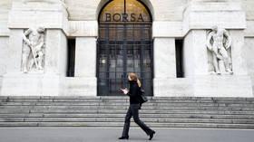 European markets tumble as global health crisis takes toll on economy