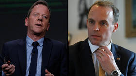 'Was Kiefer Sutherland not available?' Foreign sec Raab named UK's 'designated survivor' premier if BoJo's struck down by Covid-19