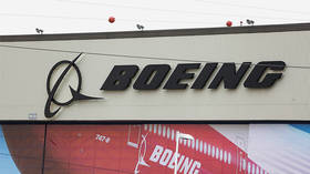 Boeing suspends production at Washington state hub, citing Covid-19 outbreak