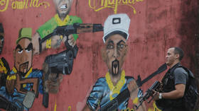 'If the govt doesn't fix it, we will': Brazil's GANGS impose night-time curfews in Rio's slums