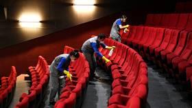 Russia to shut down night clubs & cinemas, crack down on hookahs amid coronavirus outbreak