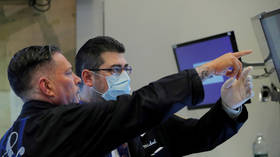 Dow surges 11.3 percent on hope for coronavirus stimulus in biggest one-day percentage gain since 1933