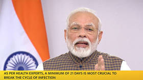 India to go into COMPLETE lockdown from midnight – PM Modi