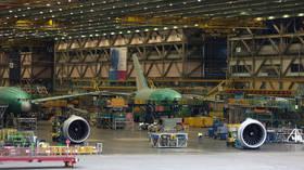 Boeing shuts down Washington state factories due to coronavirus threat