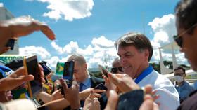 Bolsonaro wants economy, jobs prioritized in Brazil's fight against coronavirus