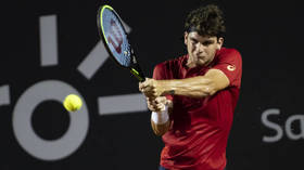 Brazilian rising star Thiago Seyboth Wild becomes 1st professional tennis player to contract coronavirus