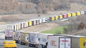 Bulgaria bans entry of trucks en route to Turkey as Ankara imposes Covid-19 restrictions