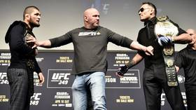 UFC fans have field day after Jon Jones urges people 'not to screw up' in coronavirus message… then gets arrested