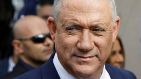 Gantz elected Israel's parliament speaker, moves closer to unity govt with Netanyahu