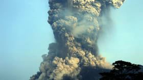 WATCH: Indonesian volcano Mount Merapi spews massive ash cloud