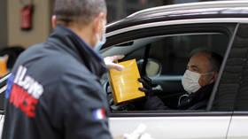 France's coronavirus death toll nears 2,000 as 300 more die in Covid-19 pandemic