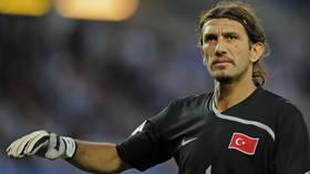Ex-Barcelona and Turkey goalkeeper Rustu Recber in 'critical moment' in hospital following coronavirus diagnosis