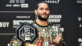 'April 18 I'm free': BMF Jorge Masvidal throws hat into ring to replace Khabib at UFC 249