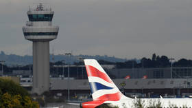 British Airways suspends all flights from London's second largest airport Gatwick