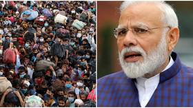 India's migrant exodus: Media and liberals attempt to use national crisis to destabilize Modi government amid lockdown