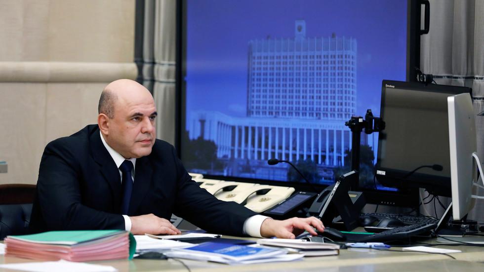 Russian Prime Minister Tests Positive For Coronavirus