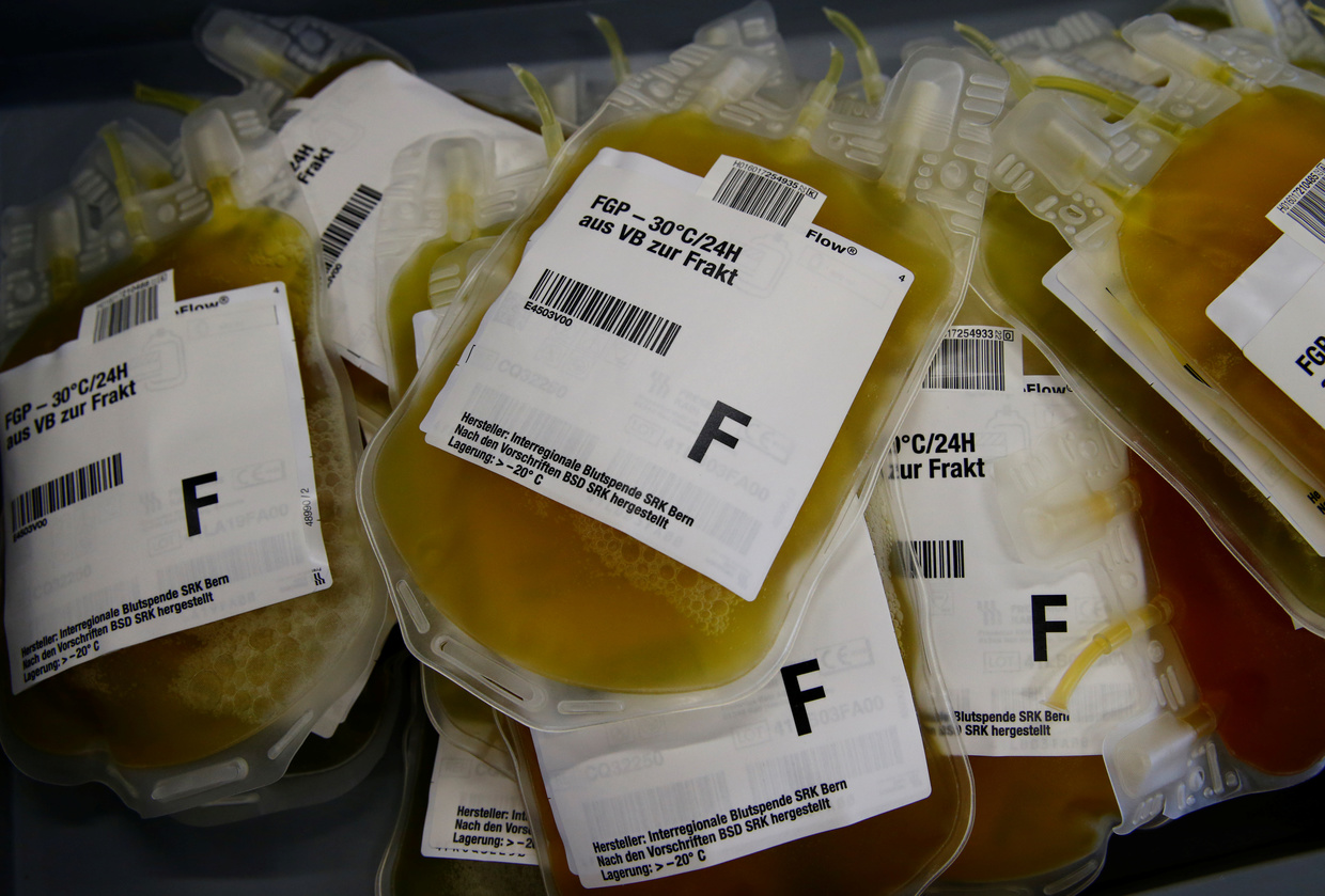 Recovered coronavirus patient in Malaysia donates blood plasma to help others