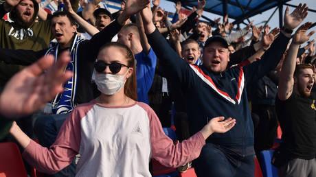Sergei GAPON / AFP