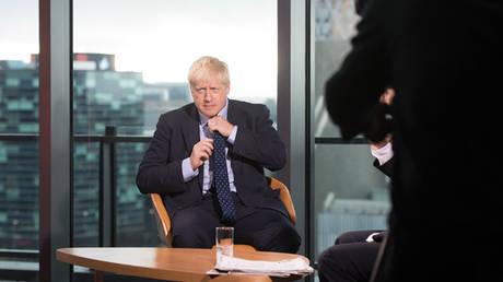 FILE PHOTO: Boris Johnson © PA Images via Getty Images / Stefan Rousseau