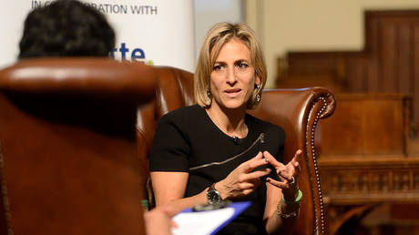 FILE PHOTO: Emily Maitlis © Getty Images / Chris Williamson