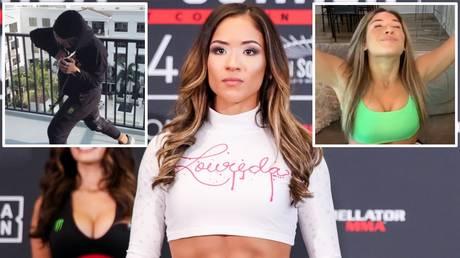 Hard twerk pays off: Bellator knockout Valerie Loureda celebrates new fight contract by TWERKING on Instagram (VIDEO)