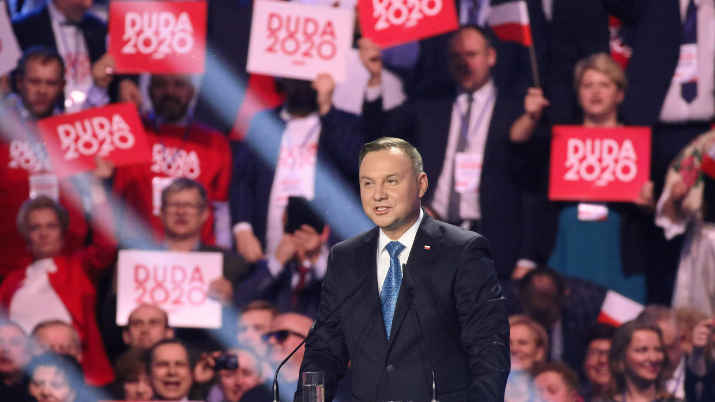 Poland's deputy PM proposes extending President Duda's term — RT ...