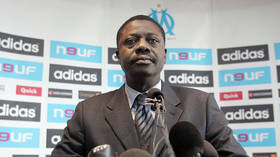 'My guardian angel': Football world mourns passing of former Marseille president Pape Diouf from Covid-19