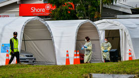 Kiwi police to whoever stole Covid-19 testing tent: Please return it… and get tested ASAP