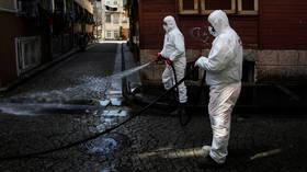 Erdogan warns Turkey may tighten measures if 'voluntary quarantine' ignored
