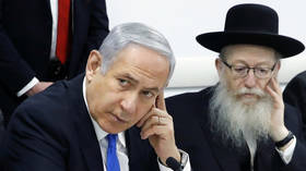 Netanyahu, just out of isolation, goes back in after health minister tests positive for Covid-19