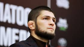 'You're a prostitute': Khabib 'likes' Instagram message attacking Russian UFC veteran Oleg Taktarov as feud intensifies