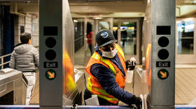 Trump gives $25bn in emergency cash to coronavirus-hit public transit systems