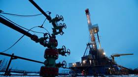 Trump doubles down on 'hopes' that Russia & Saudi Arabia will agree on oil production cut after Kremlin denies talks