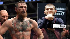 Kicks and mortar: Conor McGregor urges authorities to grant permission for people to move into social housing in Dublin