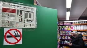 Russian smokers facing COLD TURKEY withdrawal as tobacco deemed non-essential item in Covid-19 crisis