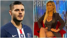 'I KNOW what he wants': PSG star Icardi's model-turned-agent wife claims she earns him HUGE contracts by 'knowing all his dreams'
