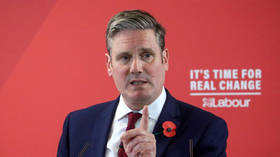 Shadow Brexit Secretary Keir Starmer named new Labour leader