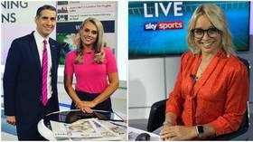 Sky Sports trigger knee-jerk outrage after asking viewers to rate 'sexiness' of presenters – but are looks really an issue?
