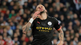 'Social distancing breach': Man City set to punish Kyle Walker over 'lockdown sex party' with call girls