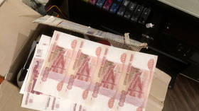 Russian counterfeit gang arrested after faking ONE BILLION RUBLES & selling notes for bitcoin