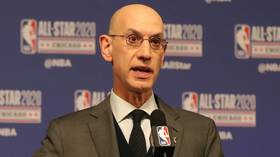 Hold the ball: NBA's Adam Silver says no decision will be made on season return until at least May