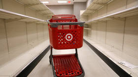 Target becomes latest retail giant hit by wave of Covid-19 walkouts over 'insultingly low pay' & on-the-job hazards