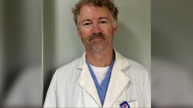 Rand Paul says he's volunteering at Kentucky hospital after testing negative for Covid-19 (PHOTO)